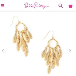 Lilly Pulitzer • She Shells Earrings